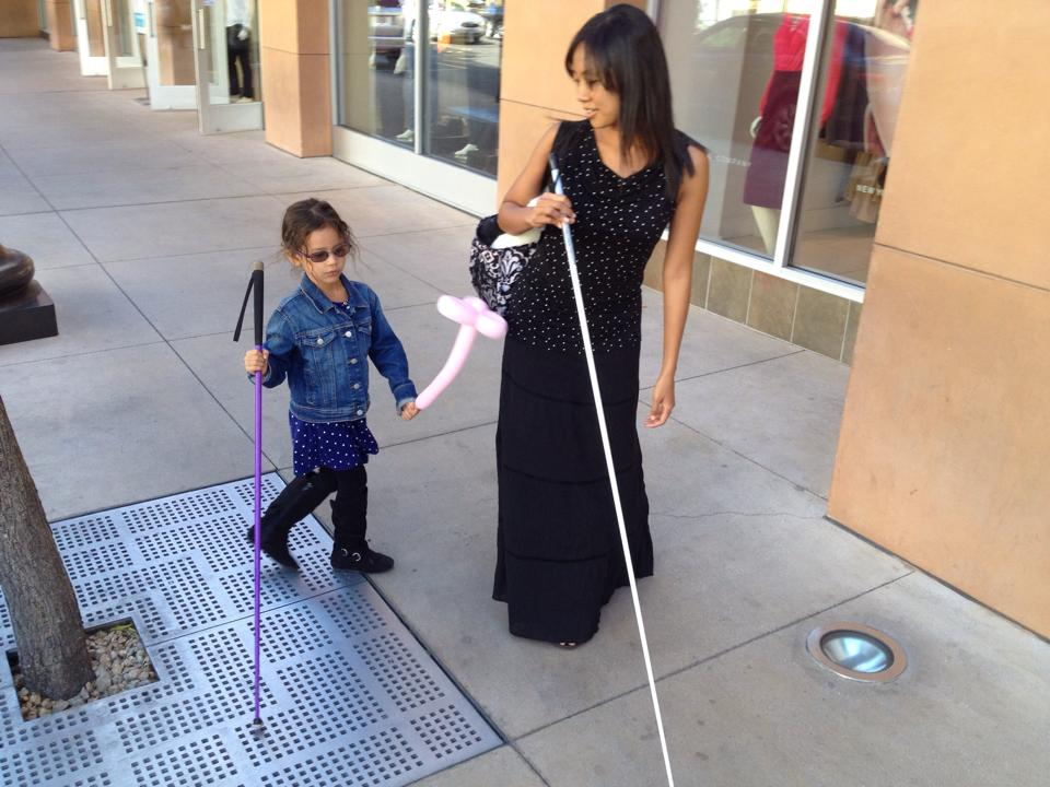 Do's and Don'ts to Remember When Meeting a Blind Person.