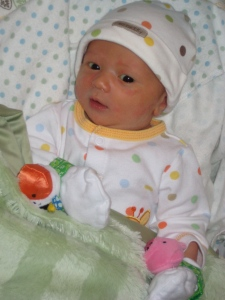 Baby Marley