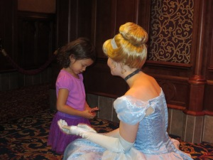Marley meeting Cinderella